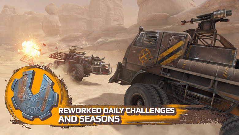 Discussion - [Developer Blog] Reworked daily challenges and